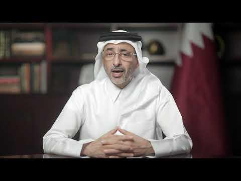 كلمة سعادة السيد صلاح بن غانم العلي وزير الثقافة والرياضة خلال حفل جائزة الدولة لأدب الطفل