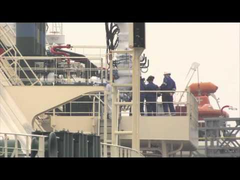 LNG carrier Q max 'Al Samriya' arrives at Gate terminal
