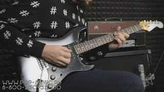 FENDER MODERN PLAYER STRATOCASTER