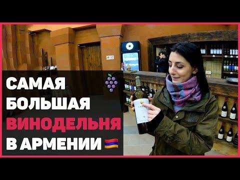 Винный завод в Армении / Armenia Wine
