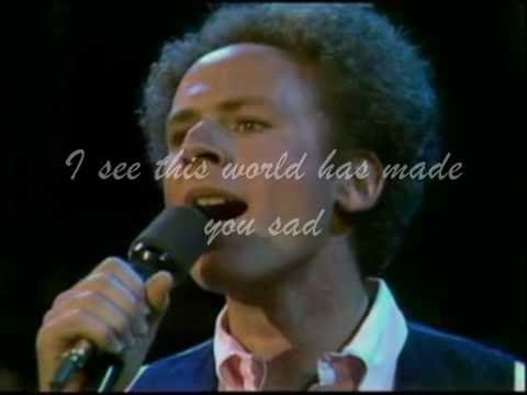 Art Garfunkel   -   Why Worry  ( lyrics )