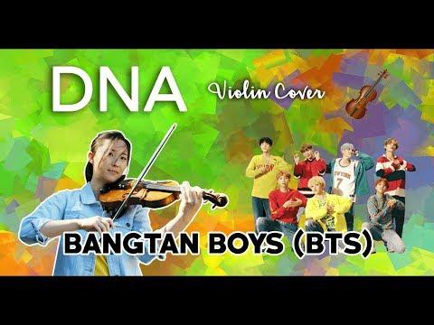 《DNA》BTS (방탄소년단) Violin Cover (w/Sheet Music!)