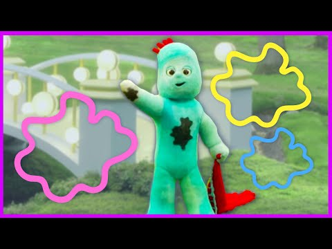In the Night Garden: Igglepiggle's Mucky Patch (Full HD Episode)