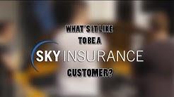 Sky Insurance Customer Feedback