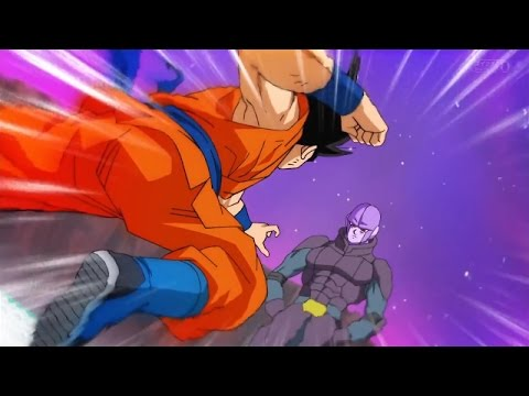 Goku vs. Hit | Dragon Ball Super