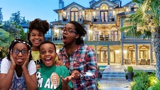ONYX KIDS NEW HOUSE TOUR!!