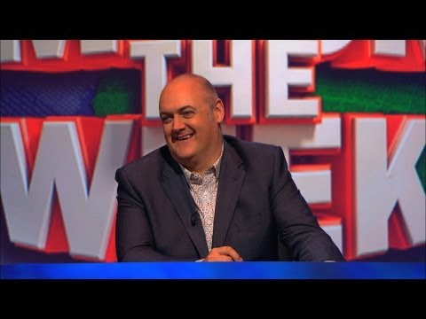 Unlikely lines from a romantic novel - Mock the Week: Series