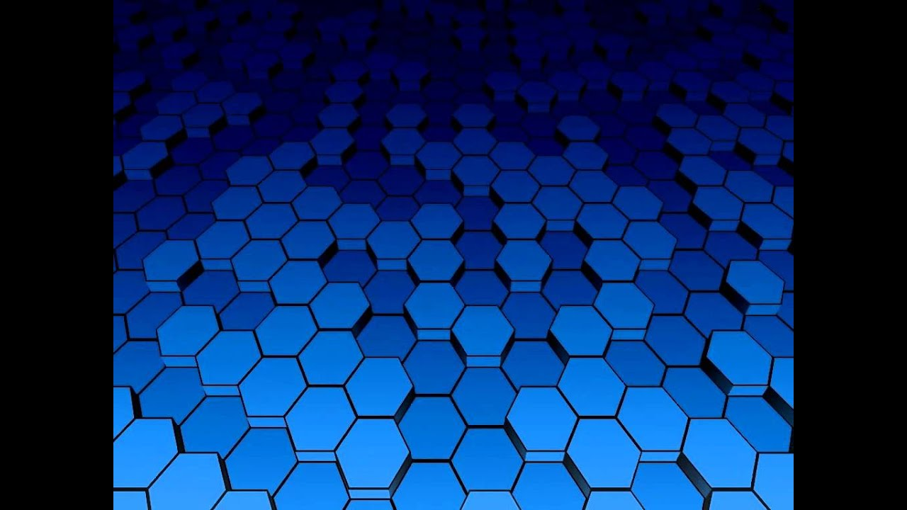 hex grid 3d test shader