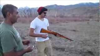 Steyr Mannlicher M95 + 20gauge