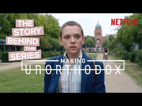 The Making Of Unorthodox | Netflix thumbnail