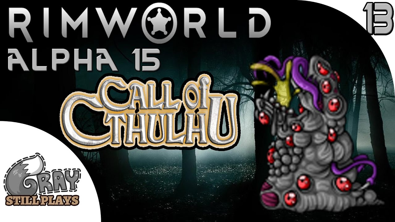 Download Rimworld Alpha 15 The Call of Cthulhu   Psychic Ship and Mechanoid Destruction   Ep 13   Gameplay