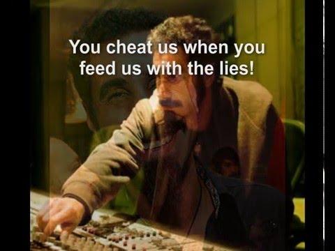 Serj Tankian - Feed Us Karaoke Instrumental