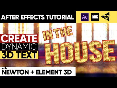 TUTORIAL: Even More Physics in After Effects
