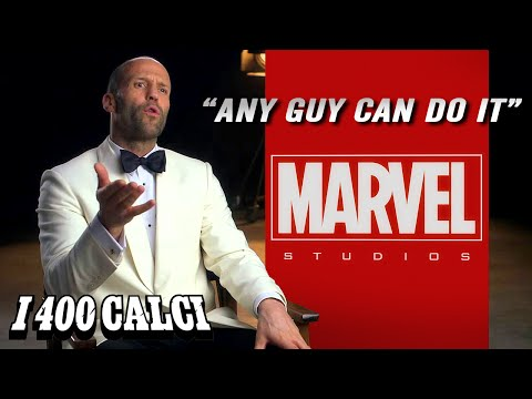Jason Statham on Marvel / Jason Statham sulla Marvel | I 400 Calci