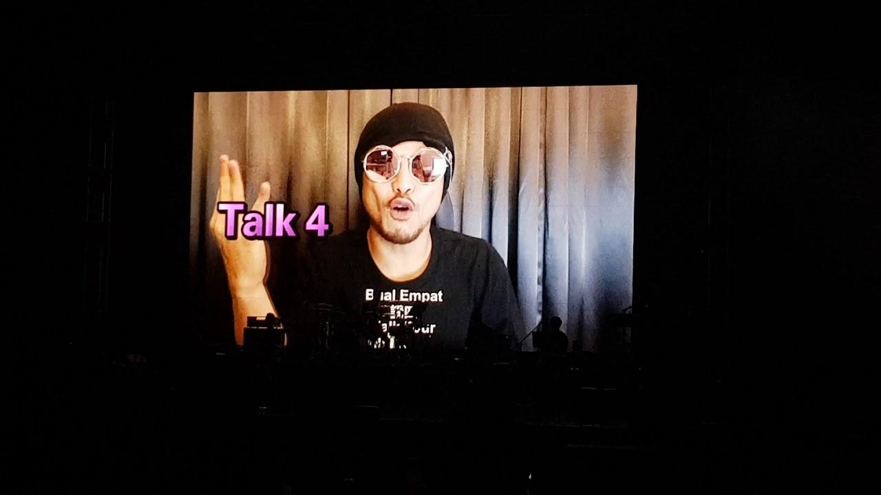 Namewee黃明志4896世界巡迴演唱會馬來西亞站 - 我還是我-安可TOKOK-泰國情哥-不想上班 - YouTube
