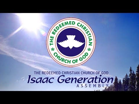 He has Given You His Utmost, So  Praise Him! - Pastor Shola Awobajo (RCCG Isaac Gen. - 5/6/18)