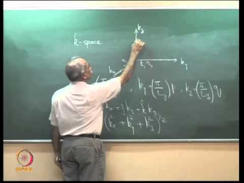 Mod-01 Lec-04 The Density of States