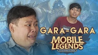 Gara-gara MOBILE LEGENDS !   Film Pendek Ngapak