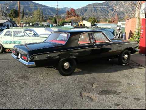63 Dodge 330 - YouTube