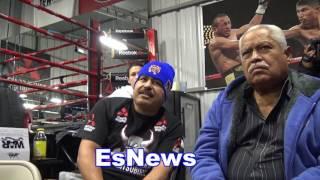 Robert Garcia - Gervonta Davis Made Pedraza Look Amateur EsNews Boxing