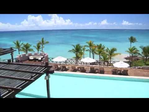 Sanctuary Cap Cana Resort by AlSol.  Take a tour!