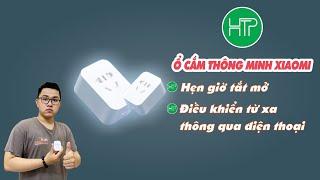 REVIEW Ổ CẮM THÔNG MINH XIAOMI GEN 2 - HTP SMART