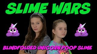 Vanessa and Taylor are back for another slime wars. This time the t...