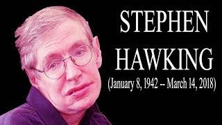 Stephen Hawking Quotes || Stephen Hawking Death || Stephen Hawking Books | Stephen Hawking Biography