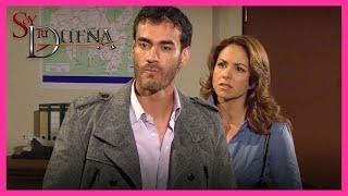 Soy tu dueña: Valentina se niega a creerle a Alonso | Escena - C 72