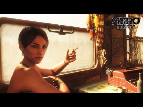 Metro Exodus First 20 Minutes Gameplay (RTX-DLSS) |