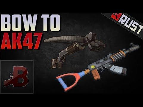 Bows To AK's - Rust thumbnail