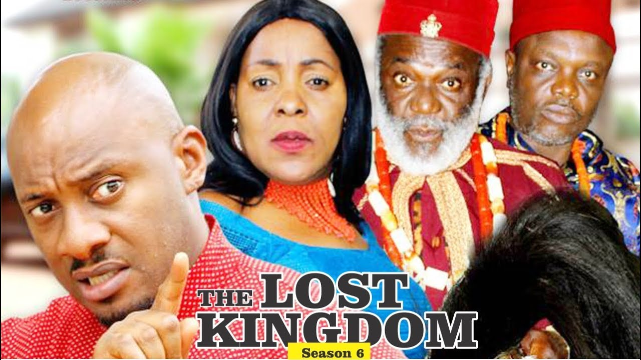 Download THE LOST KINGDOM 6 - 2018 LATEST NIGERIAN OLLYWOOD MOVIES || TRENDING NOLLYWOOD MOVIES