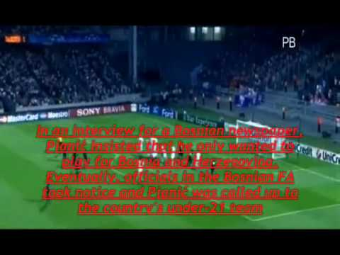 Bosnia Football Talent's / Miralem Pjanic / AS ROMA