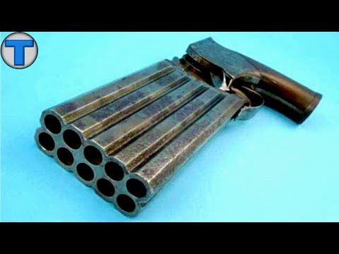 10 INCREIBLES Armas Que Tu no conocias