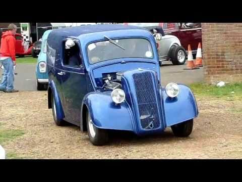 Fordson, Thames, Anglia Panel Vans - UK Hot Rods.MPG