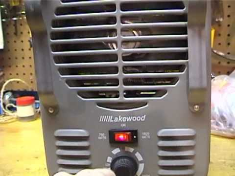 Lakewood 792JR heater fan YouTube – Lakewood Heater Wiring Diagram