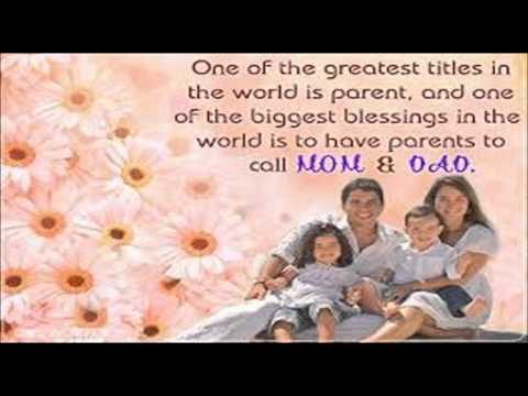 Top 10 Parents Day Quotes And Sayings