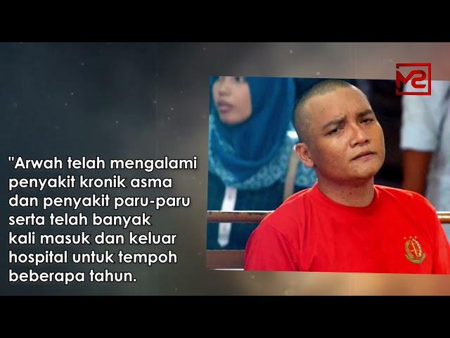 Benjy meninggal dunia akibat asma, dikebumikan di Indonesia esok