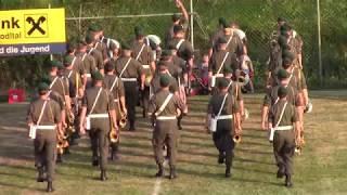 Download Video Rasenshow der Militärmusik OÖ in Zwettl MP3 3GP MP4
