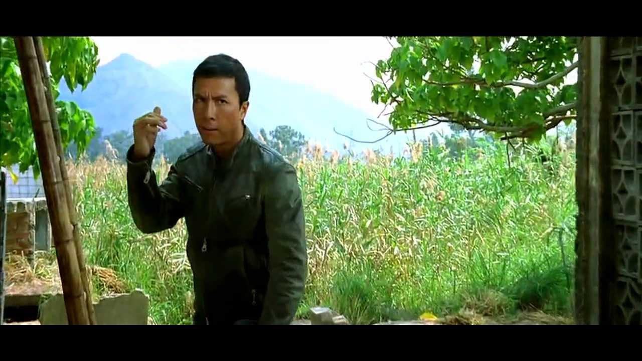 Flash Point : Donnie Yen VS Collin Chou - Award Winning ...