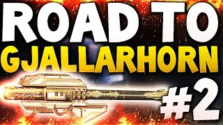 Destiny - Road to Gjallarhorn #2 (PS4)