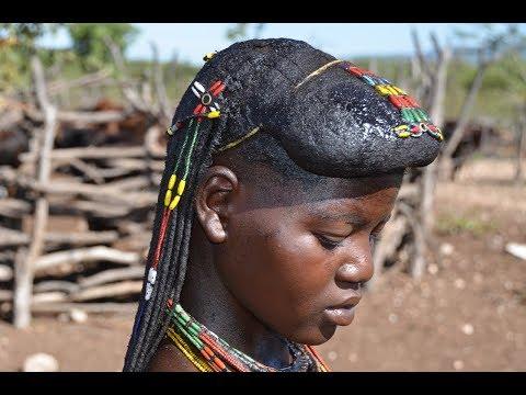 My life with OVAHAKAONA  tribe. Namibia/ Gyvenimas Ovahakaona gentyje Namibijoje