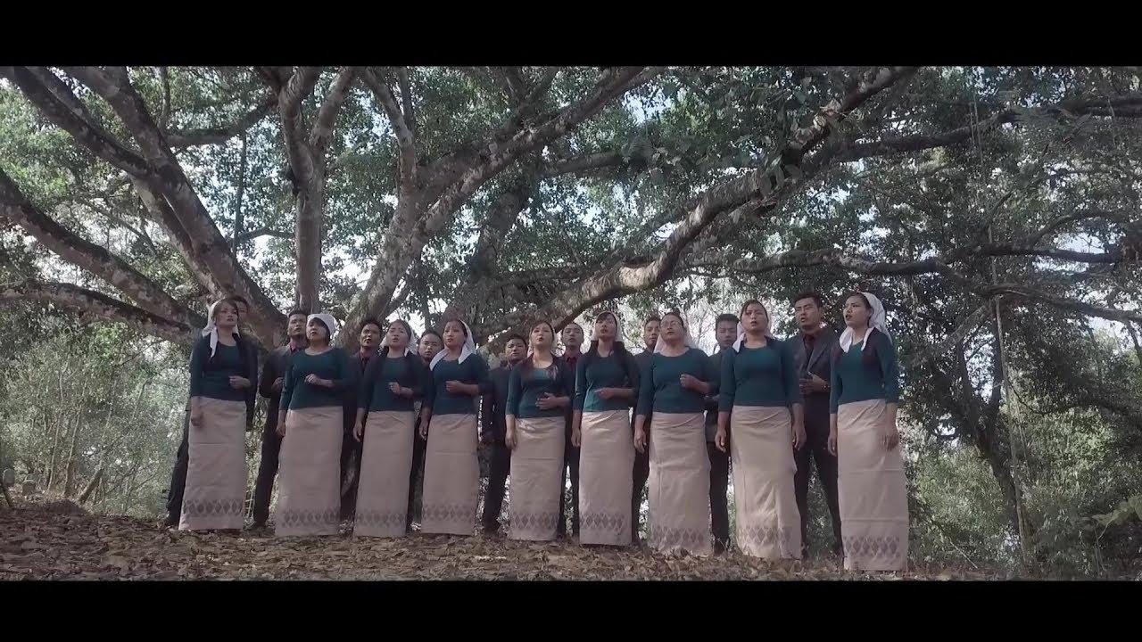 Hnahthial Bial UPC Zaipawl - MEDLEY (Lal engkimtitheia chuan / Halleluiah kan sa rual ang (cover)