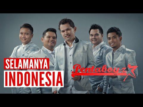 PENTABOYZ - SELAMANYA KITA INDONESIA (Official Music Video)