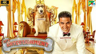 Entertainment (4k) | Akshay Kumar, Tamannaah Bhatia, Johnny Lever | Pen Movies