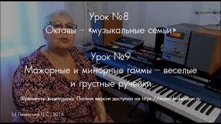 Видеоверсия учебно-методического пособия. Уроки 8 и 9