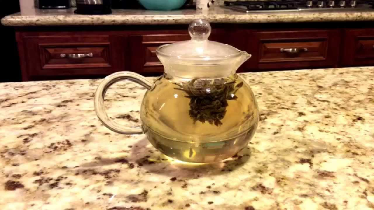 Numi Lavender Dream Flowering Tea & Numi Lavender Dream Flowering Tea - YouTube