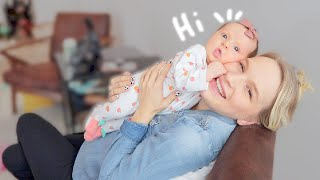 Daily Routine With Aura Jean! (24 Hours With An Infant)