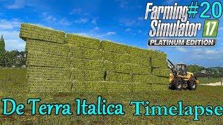 FS17 Timelapse, De Terra Italica #20: Field Stacking!