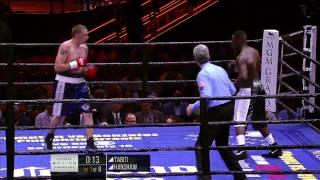Andrew Tabiti VS Thomas Hanshaw  PBC NBC VERSION